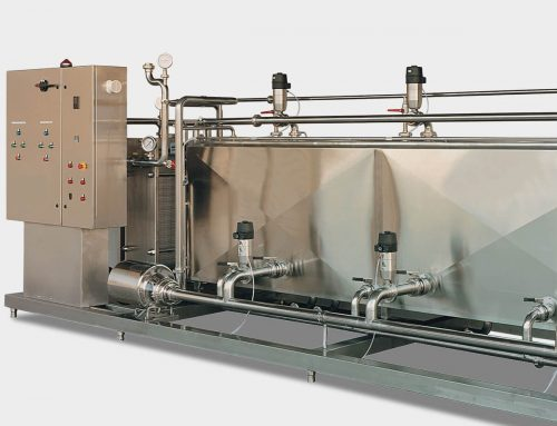 C.i.p. automatic washing systems