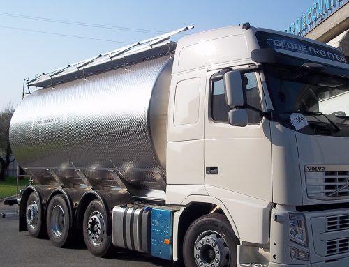 Cisterne per raccolta e trasporto latte