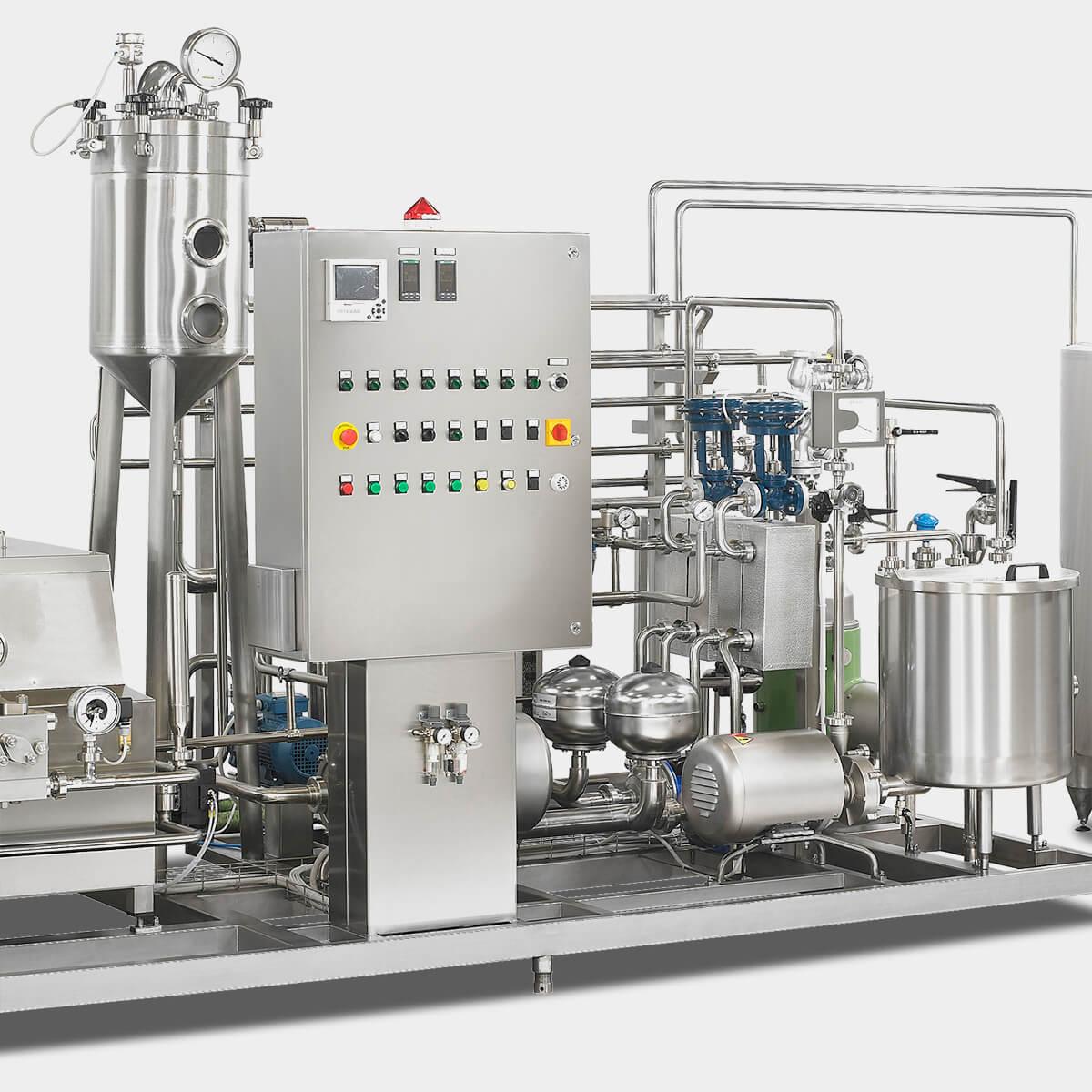 realizzazione impianto di pastorizzazione latte cop2