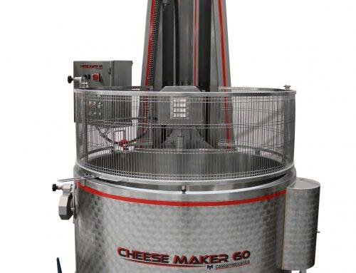 Doppiofondo Sollevabile Cheese Maker